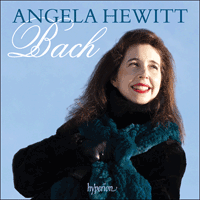Cover of CDS44421/35 - Bach: Angela Hewitt plays Bach