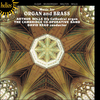 CDH55003 - Music for Organ and Brass Band