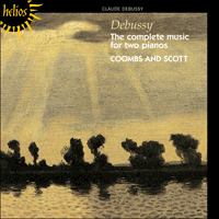 CDH55014 - Debussy: The Complete Music for Two Pianos