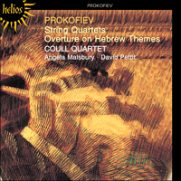 Cover of CDH55032 - Prokofiev: String Quartets