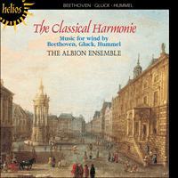 Cover of CDH55037 - The Classical Harmonie