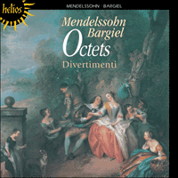 Cover of CDH55043 - Mendelssohn & Bargiel: Octets