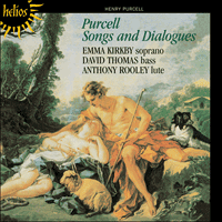 Cover of CDH55065 - Purcell: Songs & Dialogues