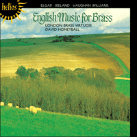 Cover of CDH55070 - English Music for Brass