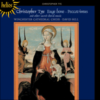 CDH55079 - Tye: Missa Euge bone & other sacred music