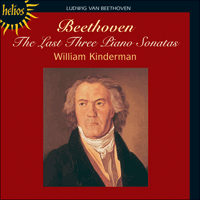 CDH55083 - Beethoven: The Last Three Piano Sonatas