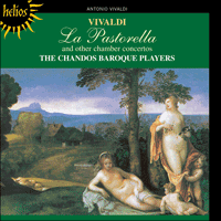 CDH55102 - Vivaldi: La Pastorella & other works