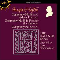 Cover of CDH55119 - Haydn: Symphonies Nos 48-50