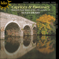 Cover of CDH55130 - Caprices & Fantasies