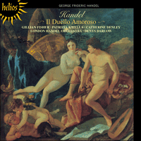 Cover of CDH55136 - Handel: Il Duello Amoroso