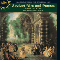 Cover of CDH55146 - Ancient Airs & Dances