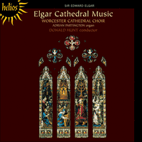 Cover of CDH55147 - Elgar: Cathedral Music