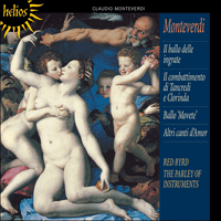 Cover of CDH55165 - Monteverdi: Balli