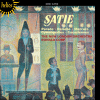 Cover of CDH55176 - Satie: Parade & other works