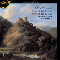 Cover of CDH55189 - Beethoven: Septet & Sextet