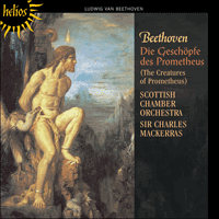 CDH55196 - Beethoven: The Creatures of Prometheus