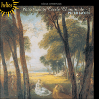 Cover of CDH55198 - Chaminade: Piano Music, Vol. 2