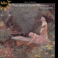 CDH55199 - Chaminade: Piano Music, Vol. 3