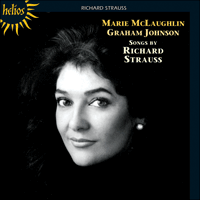 Cover of CDH55202 - Strauss: Songs