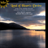 Cover of CDH55204 - Land of Heart's Desire