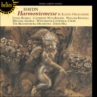 CDH55208 - Haydn: Harmoniemesse & Little Organ Mass