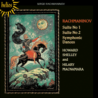CDH55209 - Rachmaninov: Music for two pianos