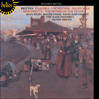 CDH55225 - Britten: Phaedra & other works