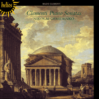 Cover of CDH55227 - Clementi: Piano Sonatas