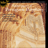 CDH55229 - Masterpieces of Portuguese Polyphony