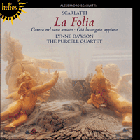 Cover of CDH55233 - Scarlatti: La Folia & other works