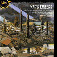 Cover of CDH55237 - War's Embers