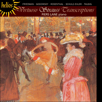 Cover of CDH55238 - Strauss Waltz Transcriptions