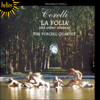 Cover of CDH55240 - Corelli: La Folia & other works