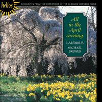 Cover of CDH55243 - All in the April evening