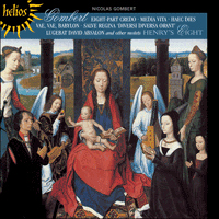 CDH55247 - Gombert: Credo & other sacred music