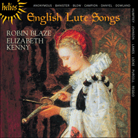 Cover of CDH55249 - English Lute Songs