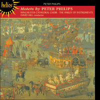 Cover of CDH55254 - Philips: Motets