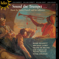 Cover of CDH55258 - Sound the Trumpet