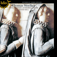 CDH55259 - Weelkes: Anthems