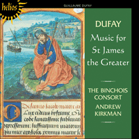 CDH55272 - Dufay: Music for St James the Greater