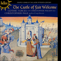 Cover of CDH55274 - The Castle of Fair Welcome