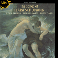 Cover of CDH55275 - Schumann: Songs