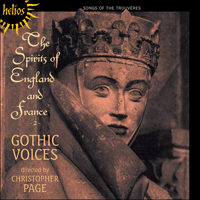 Cover of CDH55282 - The Spirits of England & France, Vol. 2