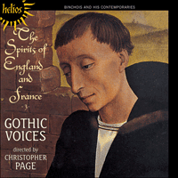 Cover of CDH55283 - The Spirits of England & France, Vol. 3