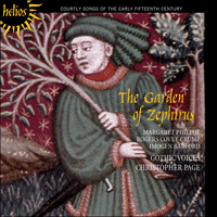 Cover of CDH55289 - The Garden of Zephirus