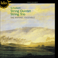 Cover of CDH55305 - Schubert: String Quintet & String Trio