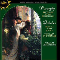 CDH55306 - Musorgsky: Pictures from an Exhibition; Prokofiev: Romeo and Juliet