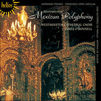 CDH55317 - Masterpieces of Mexican Polyphony