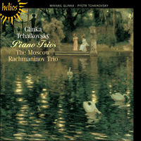 Cover of CDH55322 - Glinka & Tchaikovsky: Piano Trios