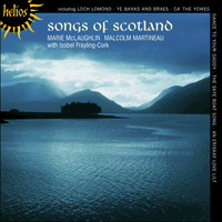 Cover of CDH55336 - Songs of Scotland